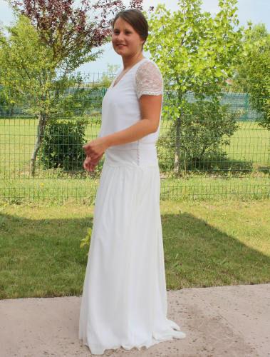 Robe de mariee sur mesure dunkerque